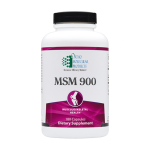 MSM 900 | Holistic & Functional Medicine for Chronic Disease