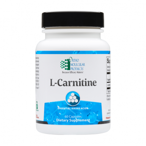 L-Carnitine | Holistic & Functional Medicine for Chronic Disease