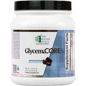 Glycema CORE (Chocolate) Rice   Holistic & Functional Medicine
