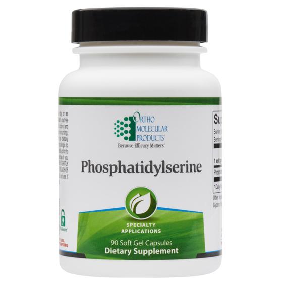 Phosphatidylserine   Holistic & Functional Medicine for Chronic Disease