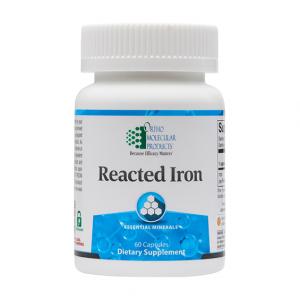 Reacted Iron